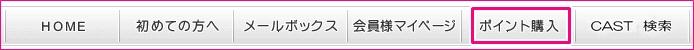 メンズライブジャパンのポイント購入